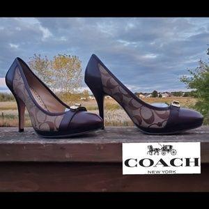 Coach Camille Pumps